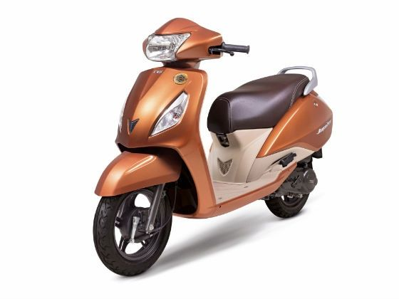 The Tvs Jupiter Has Completed One Year In Our Scooter And To Mark