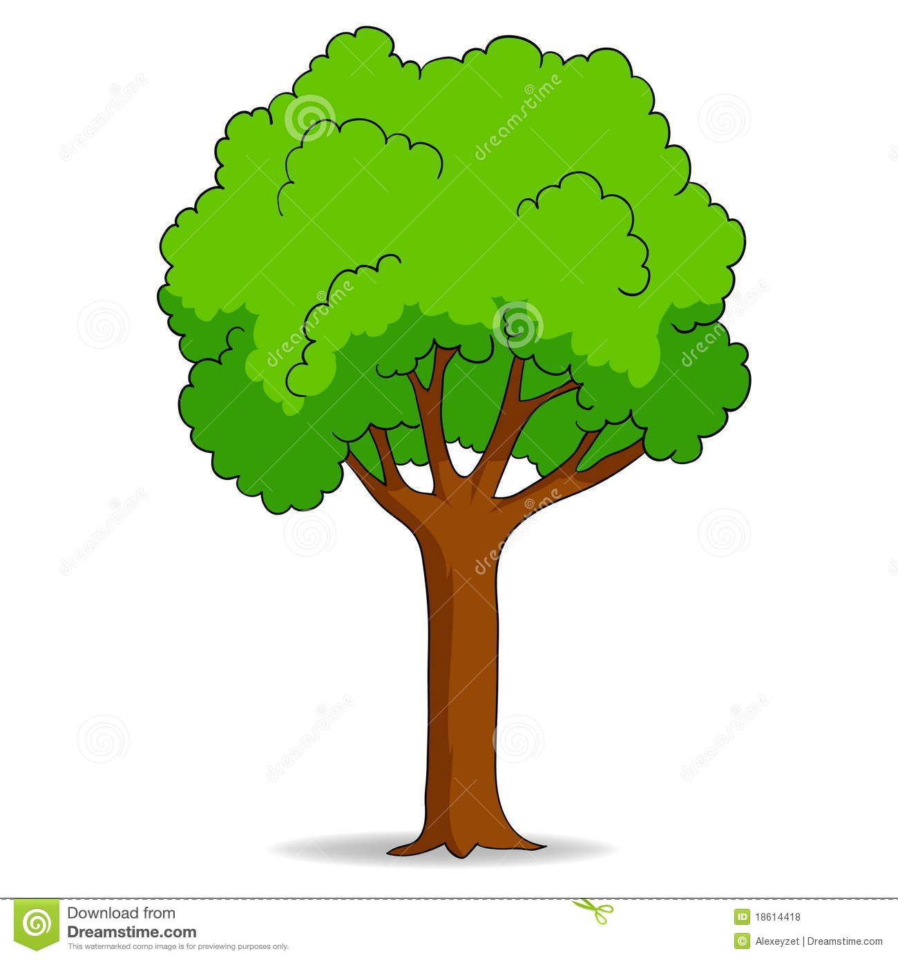 R sultat de recherche d 39 images pour arbre dessin kids diy birthday 39 s tree birthday tree - Dessin arbre simple ...