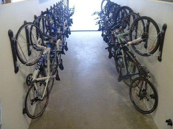 Superieur Articulating, Vertical Bike Storage Rack ( The Steadyrack By Gear Up)
