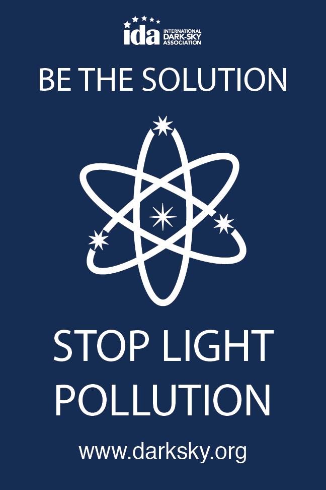Marching For Science Download Ida S Free Light Pollution Posters Light Pollution March For Science Dark Skies
