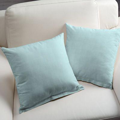 Ontario 7 - gris bleu - Autres tissus de décoration uni - Prestigious Textiles - tissus.net