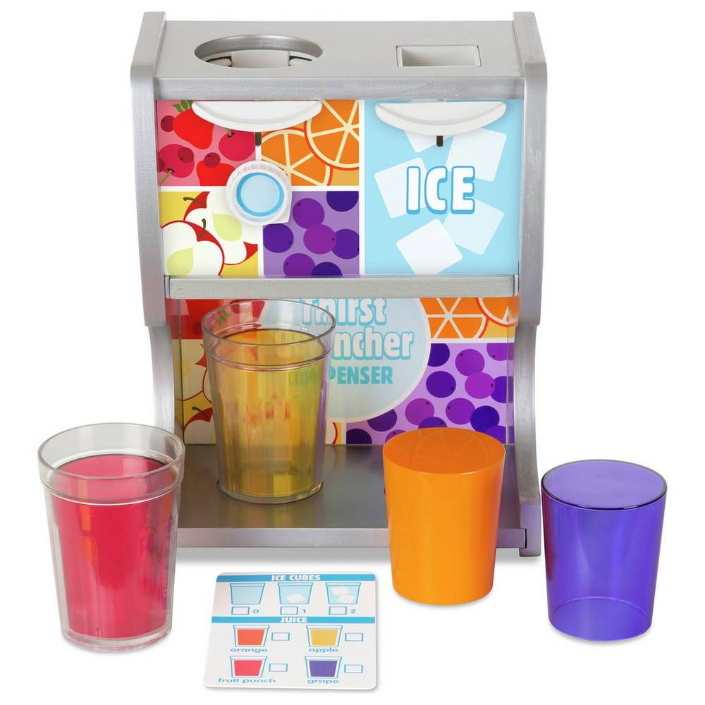 Buy melissa doug thirst quencher drink dispenser role