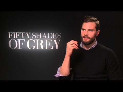 Bazaar interviews Jamie Dornan for Fifty Shades of Grey - YouTube