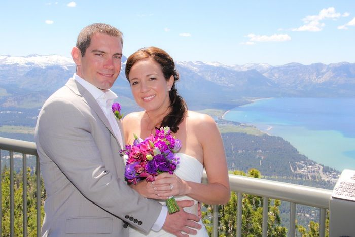 Get married in beautiful Lake Tahoe!