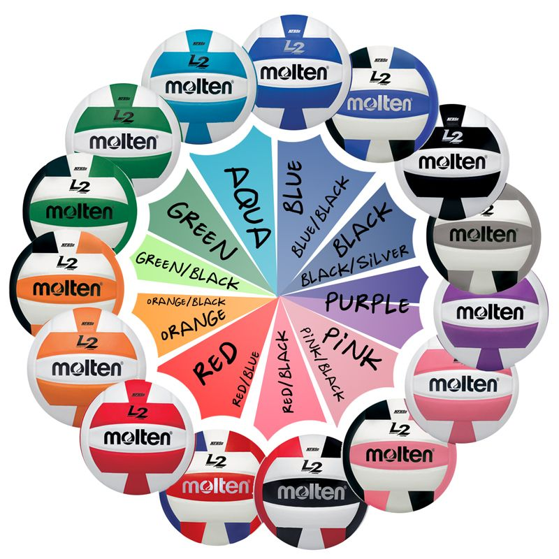Molten S L2 Volleyball Line What S Your Favorite Color Or What Color Combination Would You Design Molten Volleyball Volleyball Tips Volleyball Mom