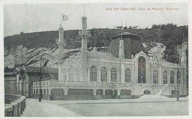 Club De Regatas Botafogo 1906 Com Imagens Rio De Janeiro