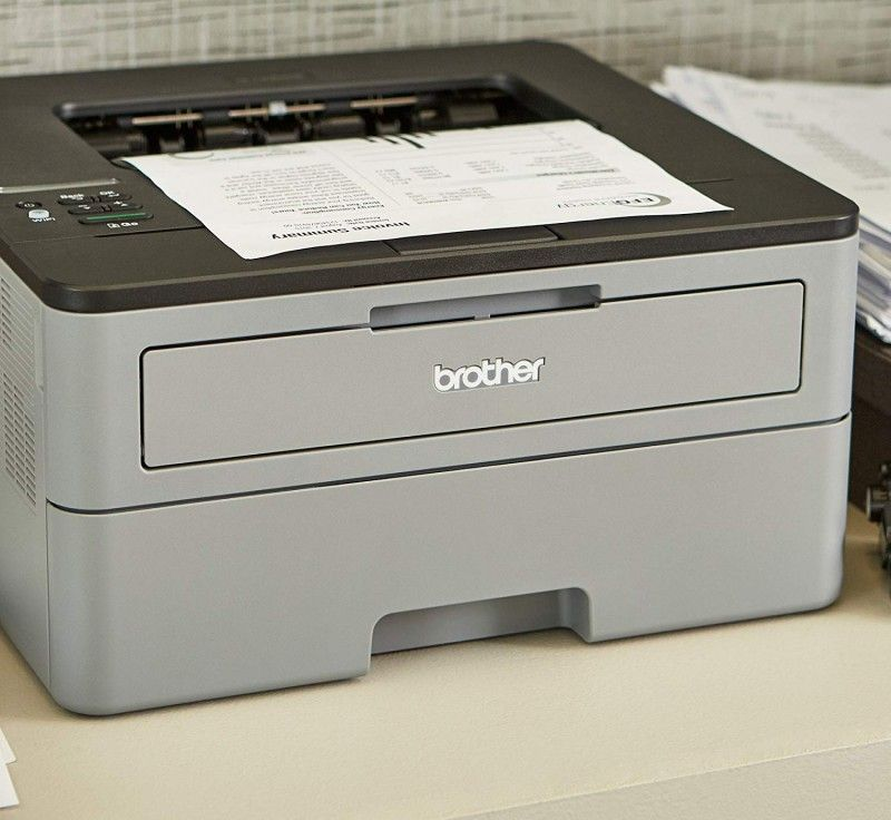 Brother Compact Monochrome Laser Printer Electronics Gadgets Laser Printer Printer Printing Solution