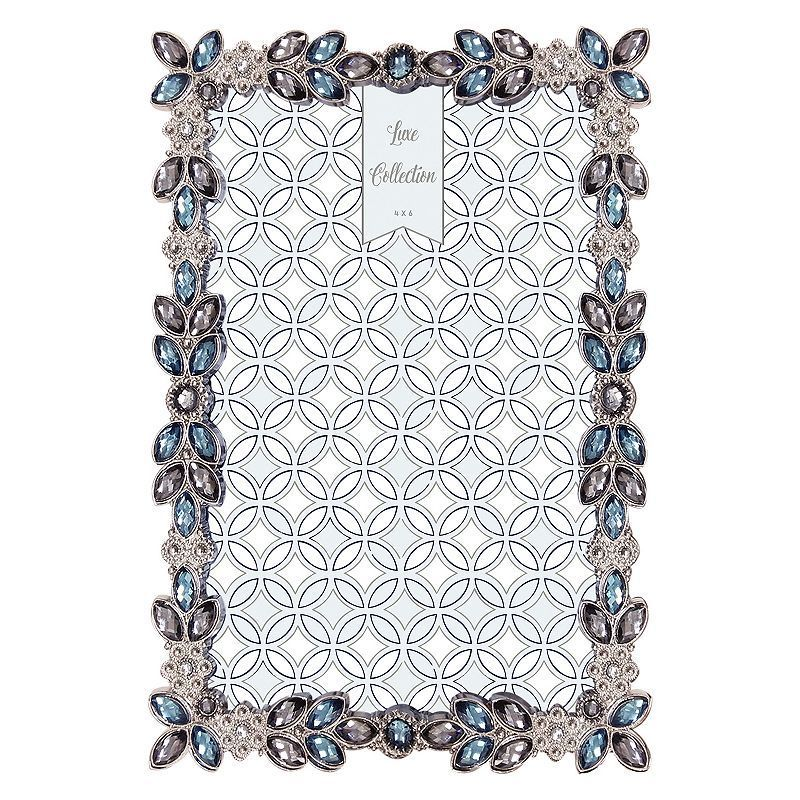 Luxe Collection Jeweled Embellished 4\