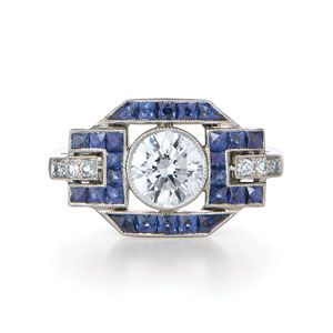 rings pin eccentric engagement and sapphire