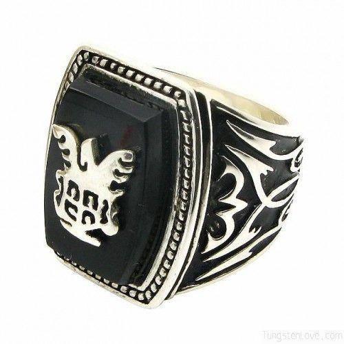 nuovo stile di rivenditore di vendita foto ufficiali Vampire Diaries Alaric Ring - Alaric Saltzman's Revival Ring ...