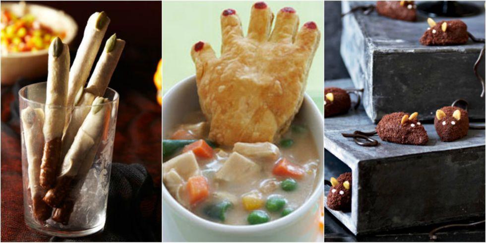 Disgusting Or Delish? 19 Gross-Looking Halloween Recipes | Creepy ...