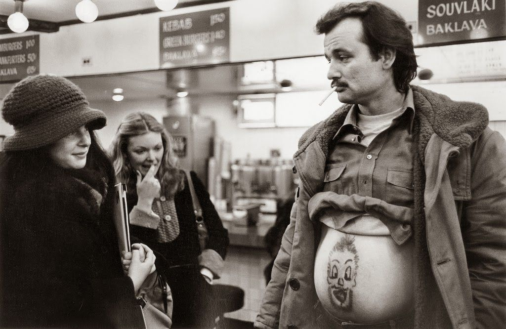 Bill Murray Enceinte Et Autres Cliches Du New York Des 70s