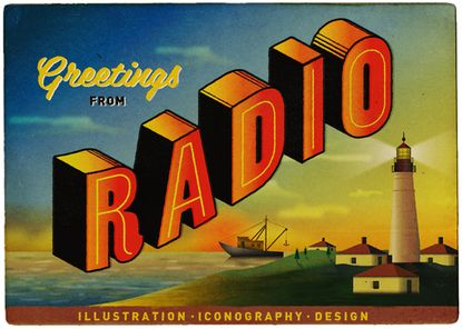 Greetings from radio!