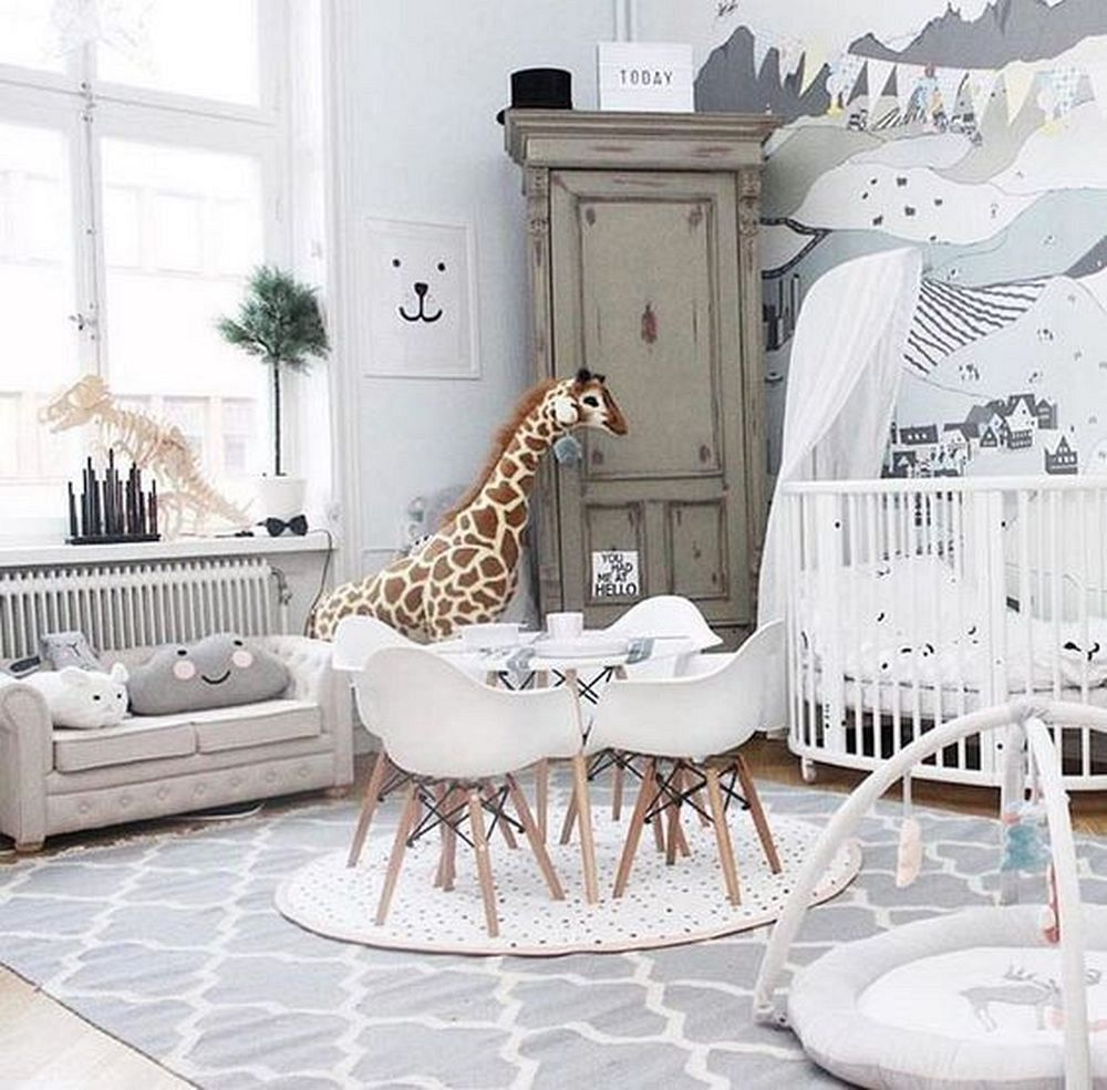 Adorable Nursery Idea: Adorable Nursery Themes To Welcome Your Precious Little