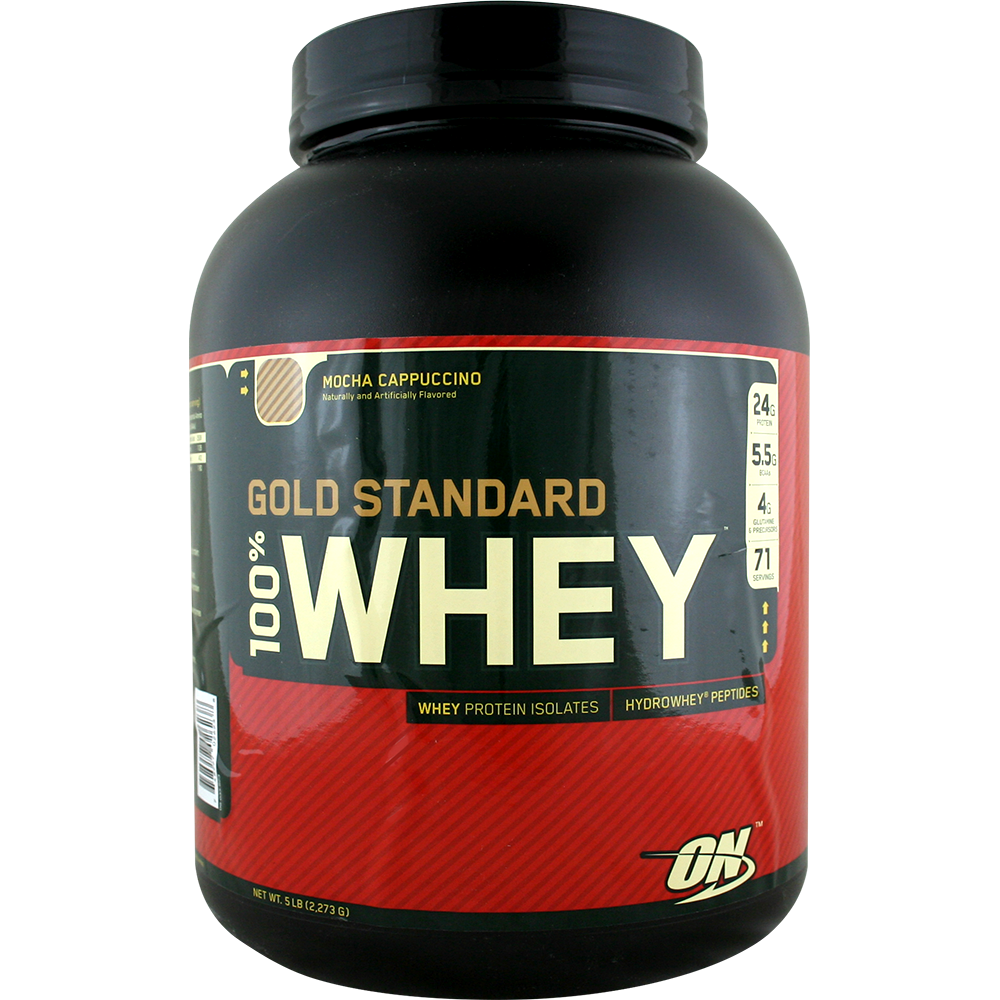 Optimum 100 Whey Protein Cappuccino 5 Lbs Whey Protein 100 Whey Protein Supplements