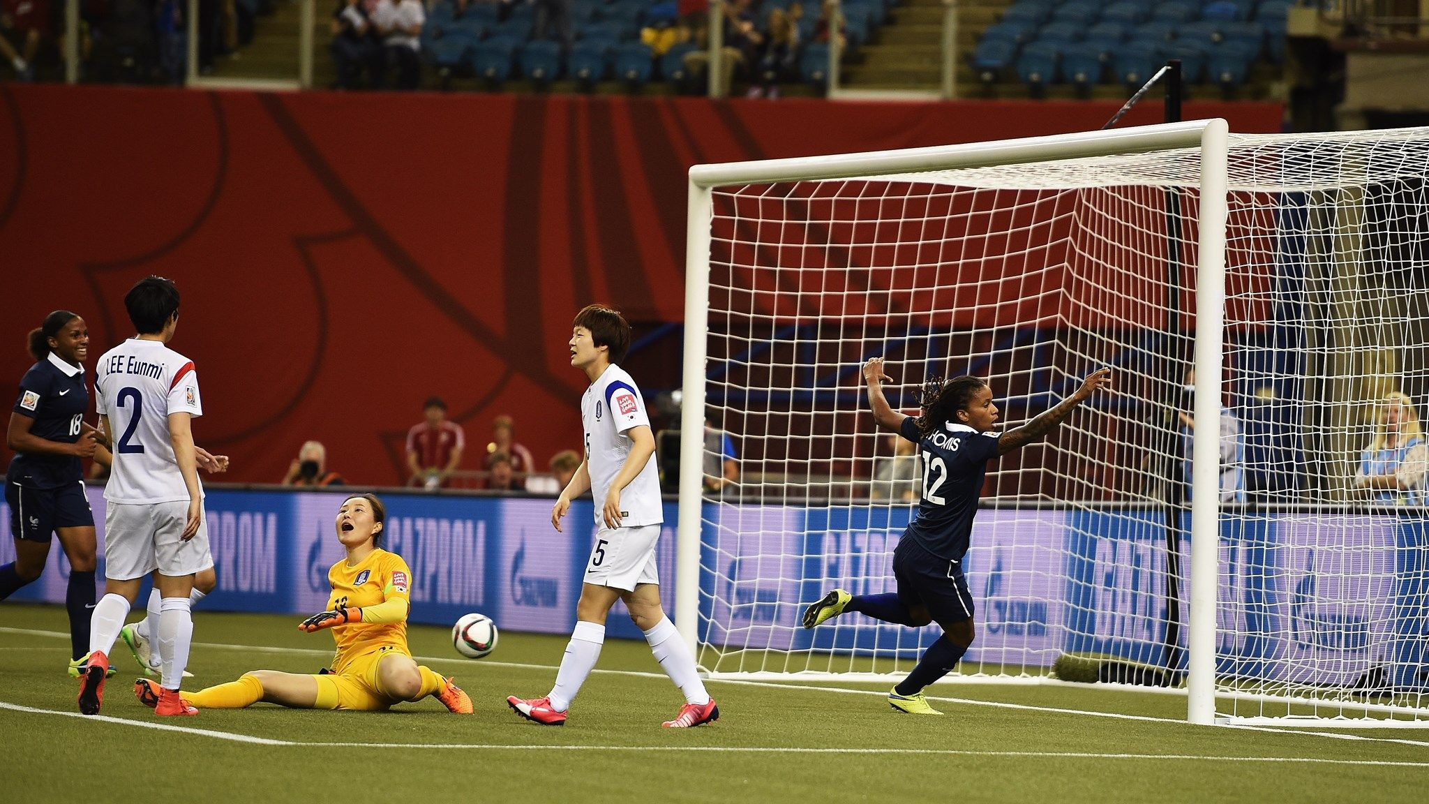 FIFA Women's World Cup Canada 2015™ Matches France