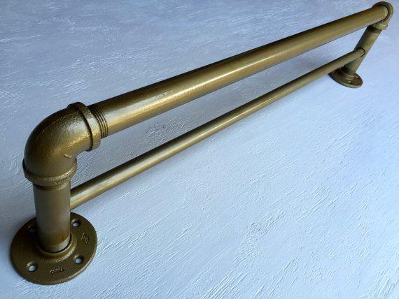Industrial Curtain Rod Industrial Double Curtain Rod Modern
