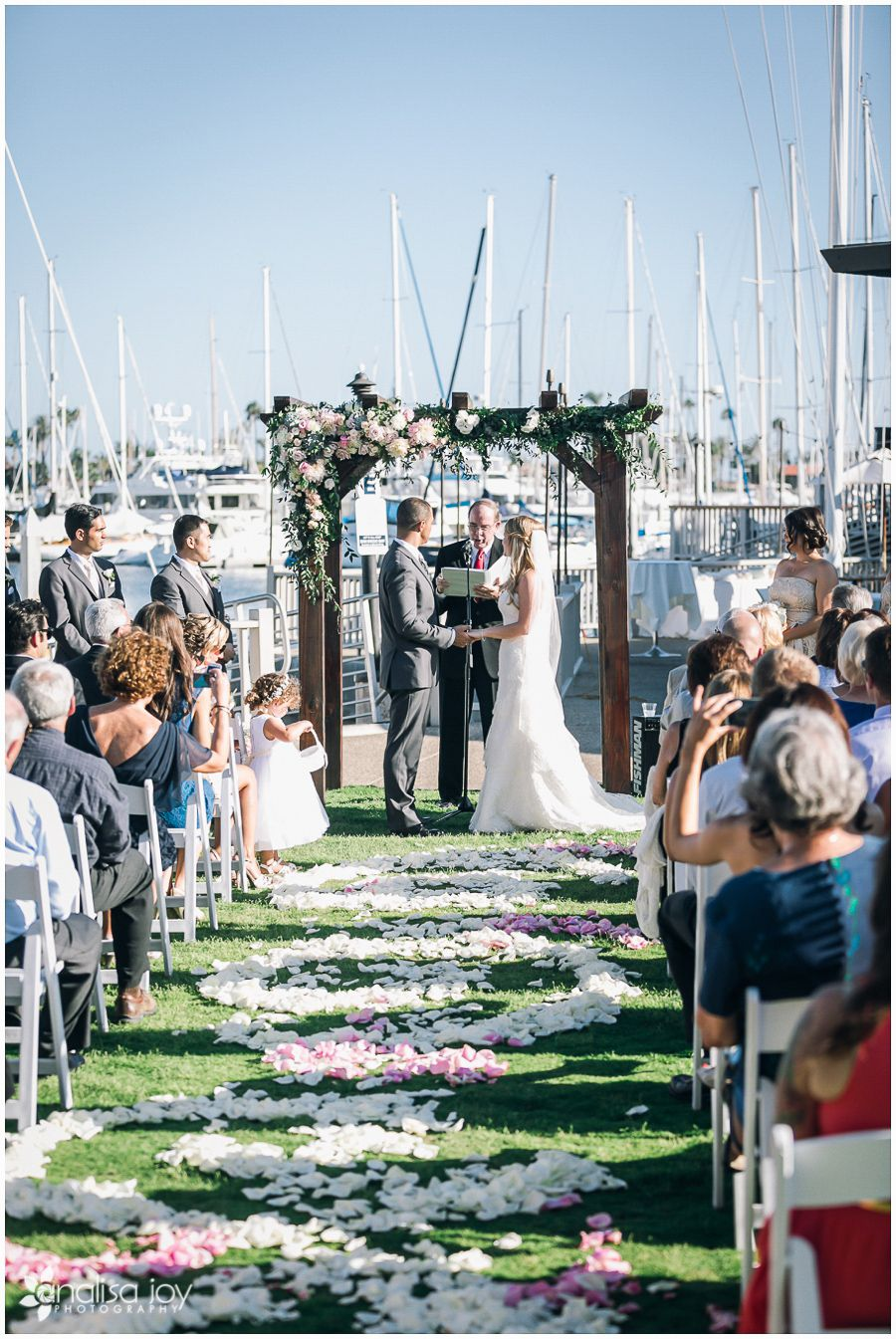 wedding justin sarah san diego yacht club ca analisa joy photography san diego ca photographe yacht wedding san diego photography yacht club wedding pinterest