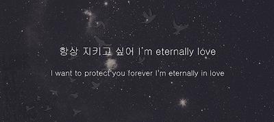 exo k angel exo songs korean quotes