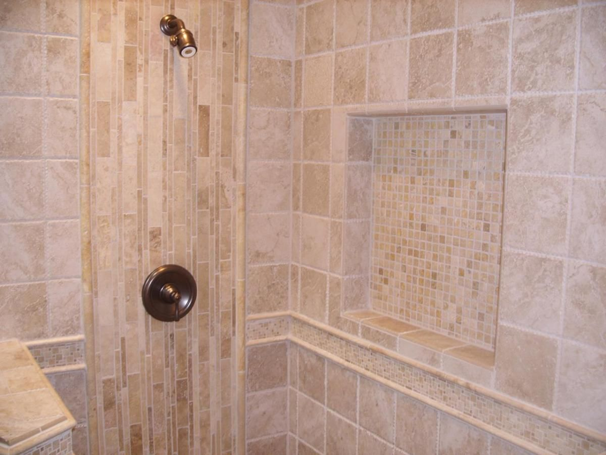 Travertine Tile Shower Is Good For Your Bathroom And Shower Ideas