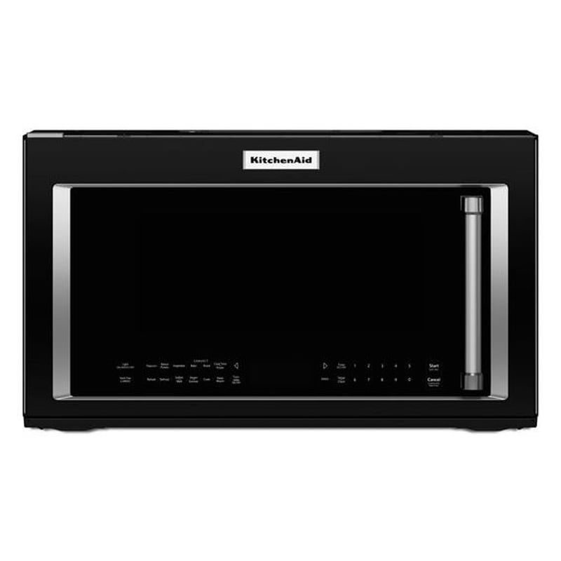 Kitchenaid 19 cu ft overtherange microwave