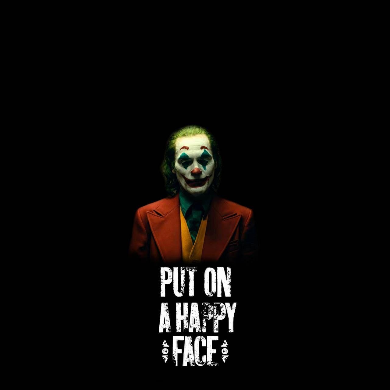 Joker Happy Face Wallpaper By Robzz98 58 Free On Zedge Happy Face Wallpaper Joker Wallpaper Cute Wallpaper Hd