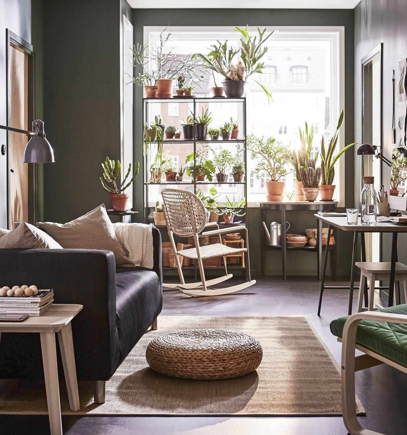 GRÖNADAL Rocking chair - IKEA | FURNITURE {LIKES} | Pinterest