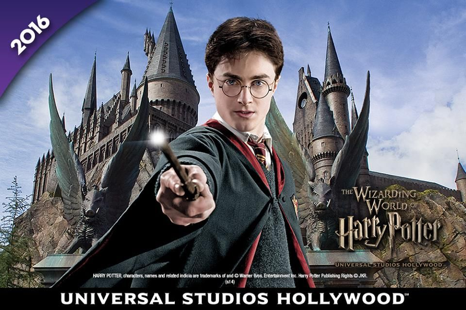 Harry Potter Harry potter universal studios hollywood