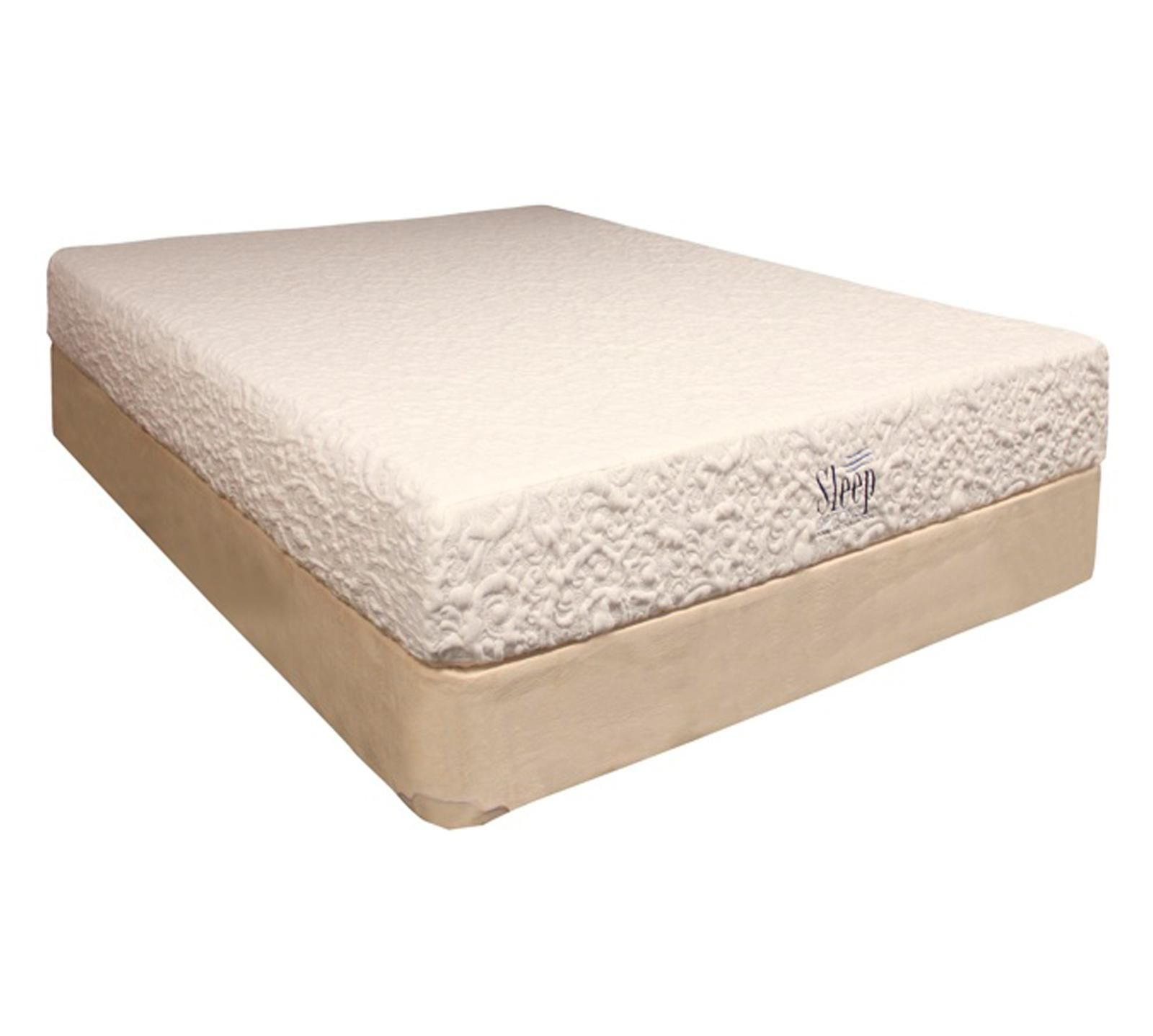 classic sleep avanti 8 inch firm memory foam mattress 1 800