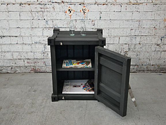 Shipping Container Side Table Online Holy Funk