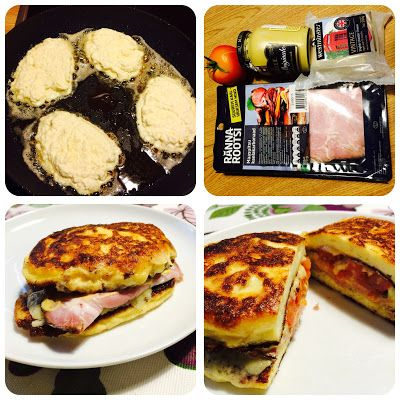 croque monsieur lchf