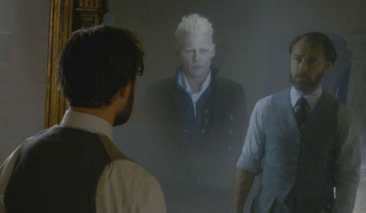20 Weird Revelations About Dumbledore And Grindelwald S Relationship Dumbledore Grindelwald Revelation