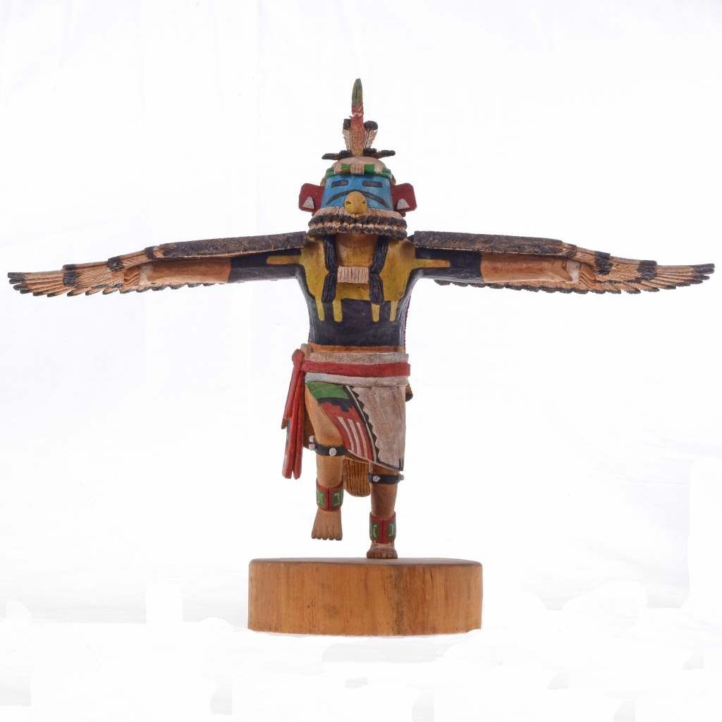 recipe: hopi eagle dancer kachina [17]