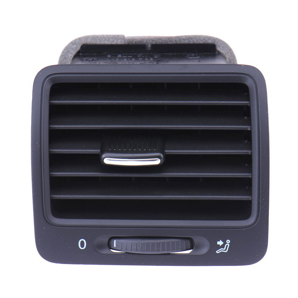 1pc Black Left Side Front Dash Air Outlet Vent Air Conditioning