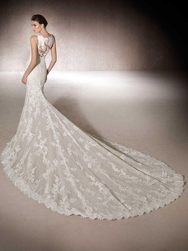 miriam-san patrick - capricho de novia | novias | vestidos