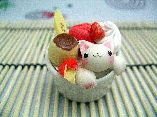 Cute Japanese Handmade Desert