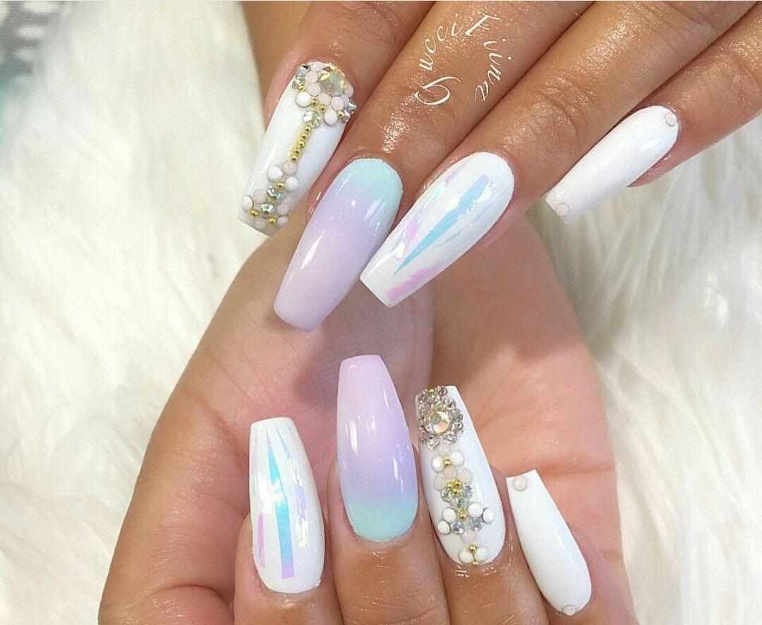 Pin by Anita on nails | Pinterest | Square nails and Nail nail