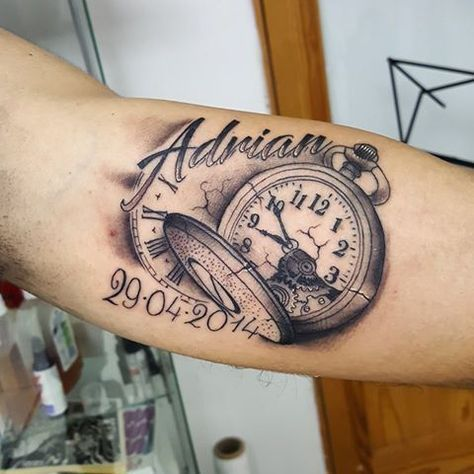 Tattoo Kindernamen Mann