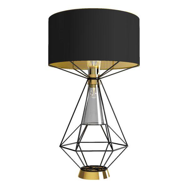 nola table lamp via creativemary design influenced by new orleans rh pinterest com