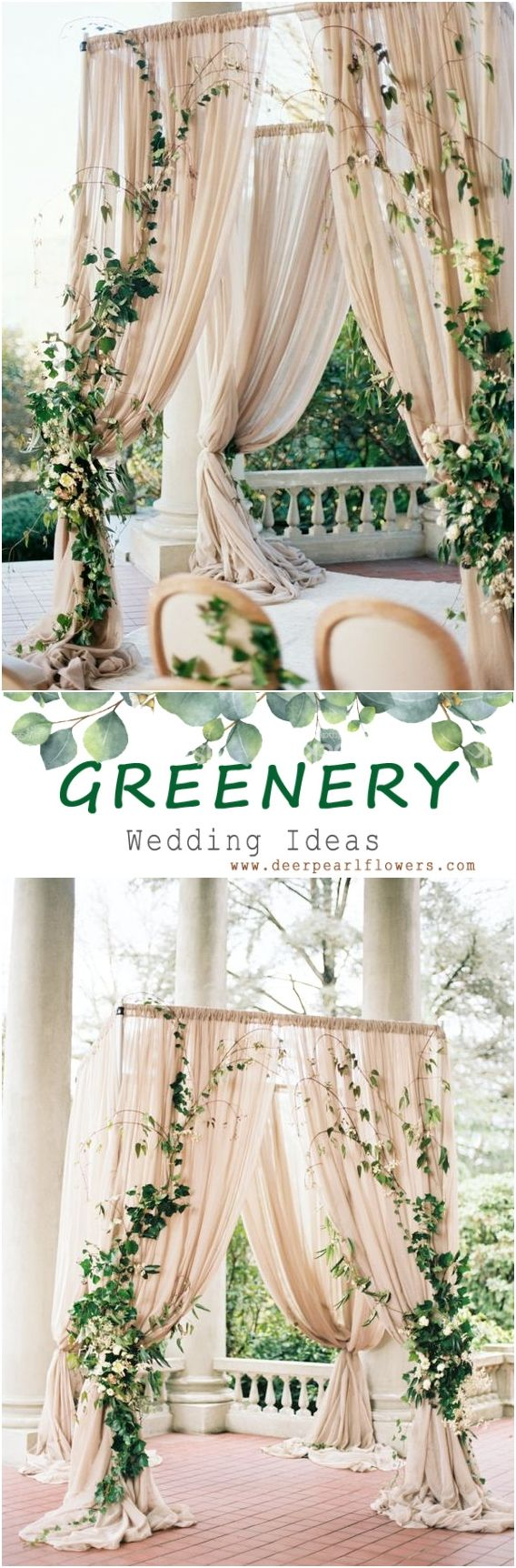 Wedding room decoration ideas 2018   Wedding Trends  Greenery Wedding Decor Ideas  Wedding