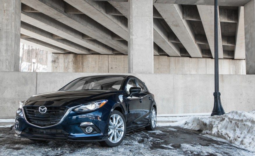 The Latest 2015 Mazda 3 Hatchback