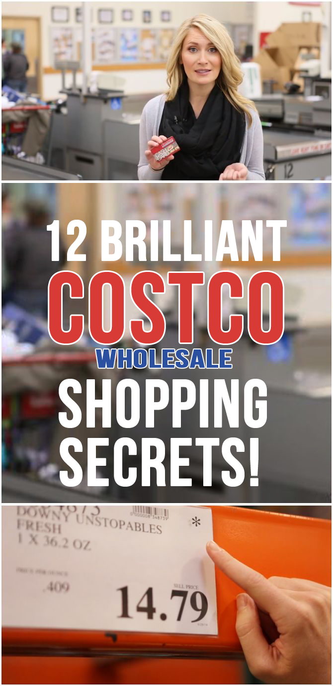 12 costco secrets you ve never heard before saving money money tips money saving tips. Black Bedroom Furniture Sets. Home Design Ideas