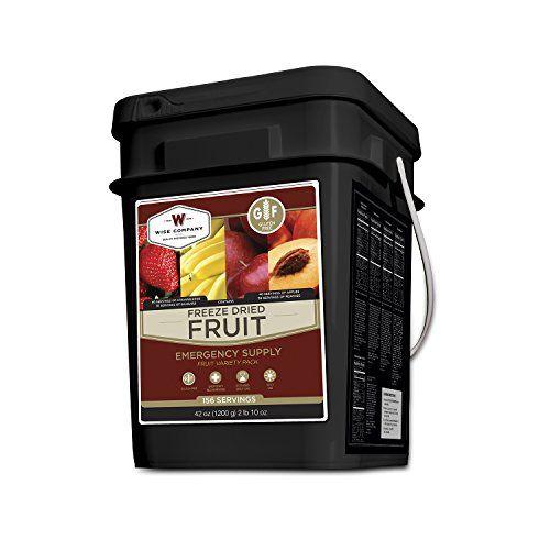 Wise Foods 156 Servings Gluten Free Freeze Dried Fruit, B... https://www.amazon.com/dp/B00VF2DC0W/ref=cm_sw_r_pi_dp_x_ulCkzbD46GFKT