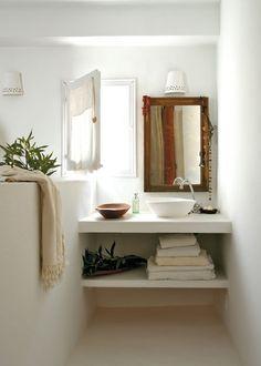 diseño de baños rusticos pequeños con ducha - Cerca amb Google ...
