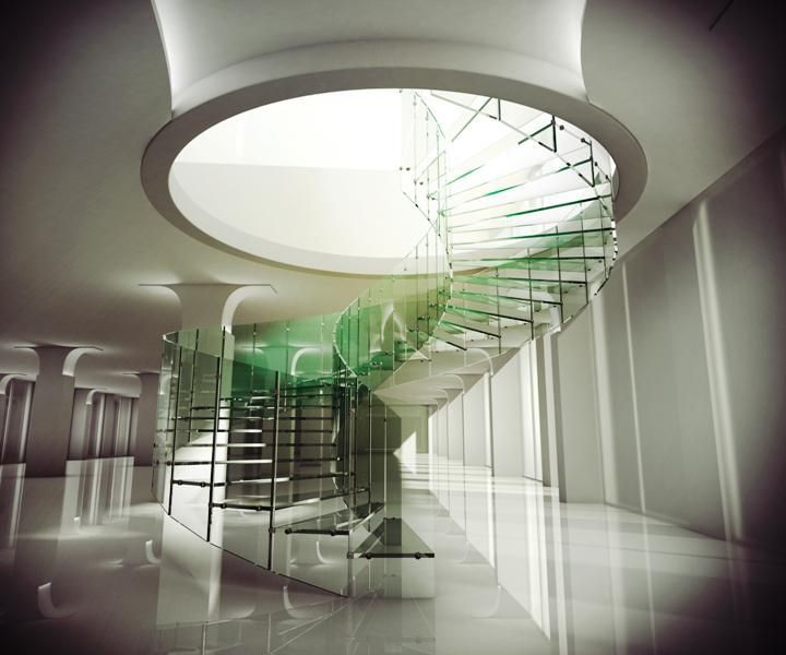 Best Glass Stair Railing – With Railings Is Better And If They 400 x 300