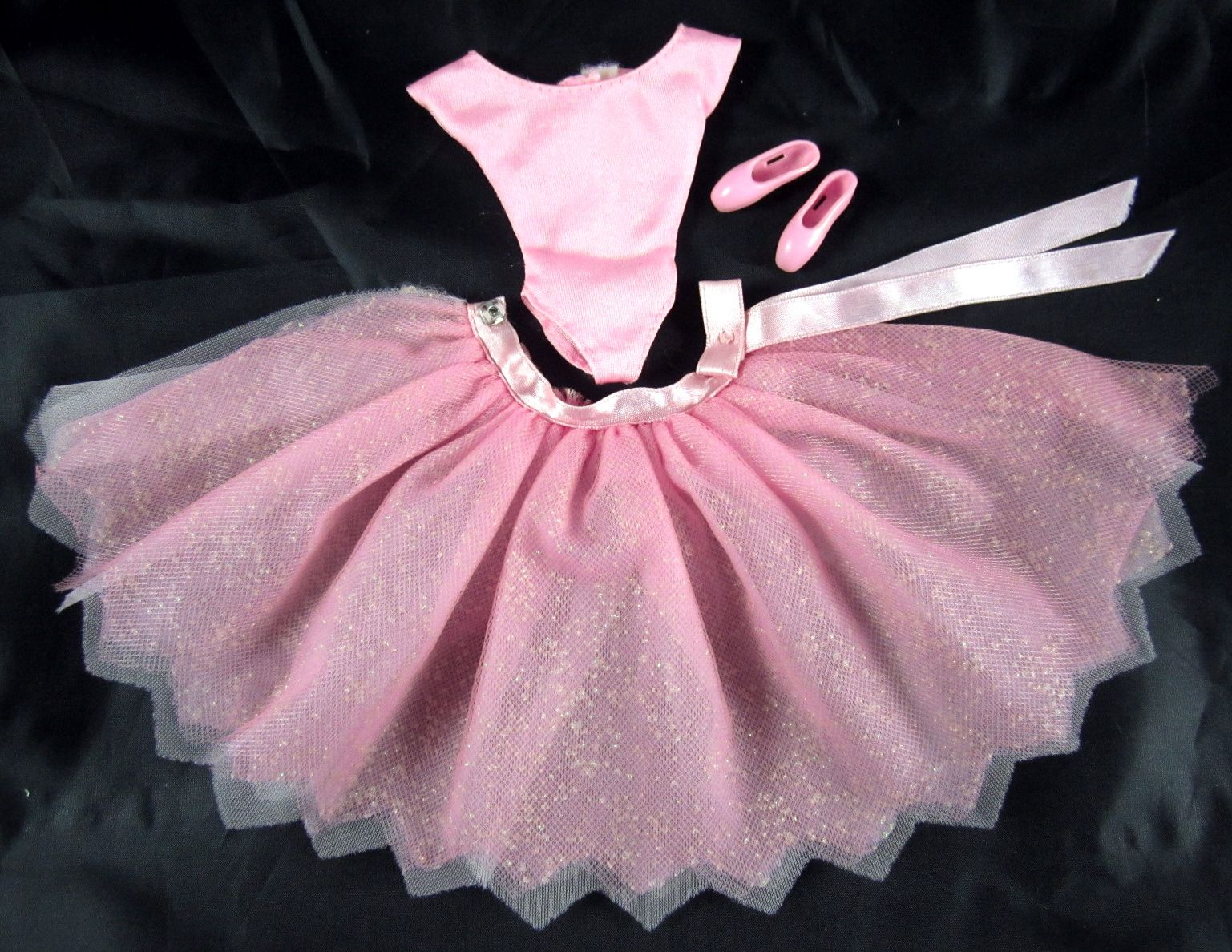 1988 Vintage Barbie S Doll Clothing My First Barbie Ballerina Outfit 1788 Barbie Dress Pattern Barbie Clothes Ballerina Outfit