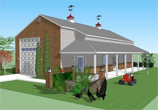 Brickhaven 30'x40' RV Port Home | Florida | Pinterest | Rv, Rv ... on homes with rv garage barn, homes with rv garage in california, homes with garage doors,