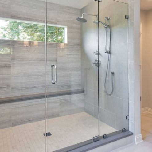 45+the nuiances of shower tile ideas walk in white 3