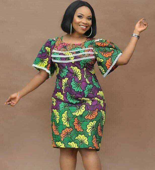 LOOK AT THESE FABULOUS ANKARA STYLES | Outfit