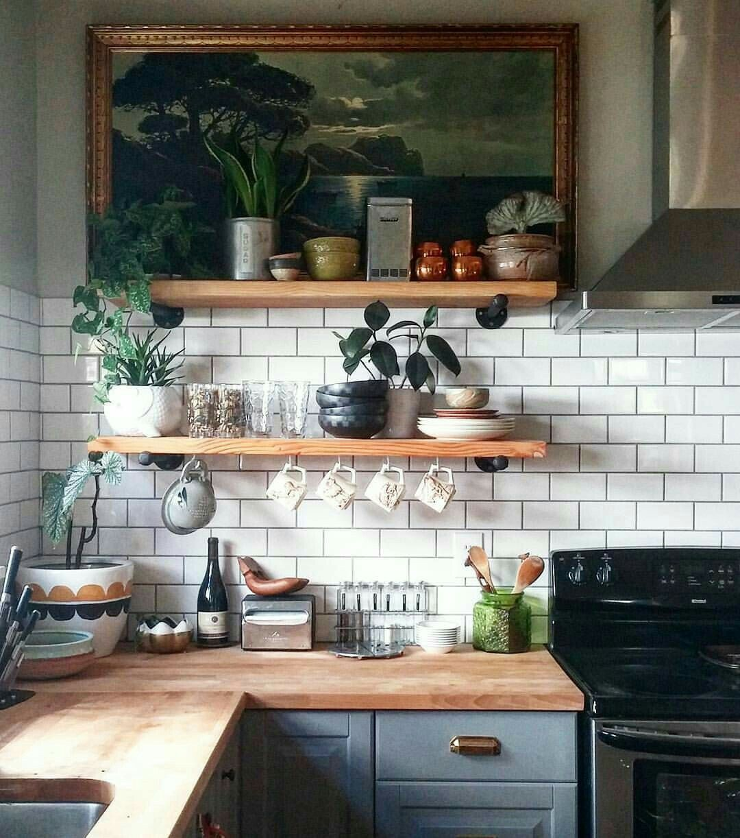 Apartment ideas Pin by Aleksandra on kitchen